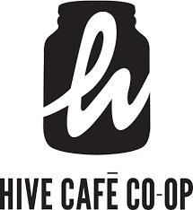 Hive cafe logo